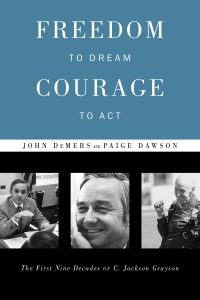 Freedom to Dream, Courage to Act