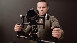Gimbal, Camera Stabilizer